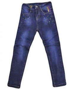 джинсы на флисе для девочки подростка 1818 18188 фотография