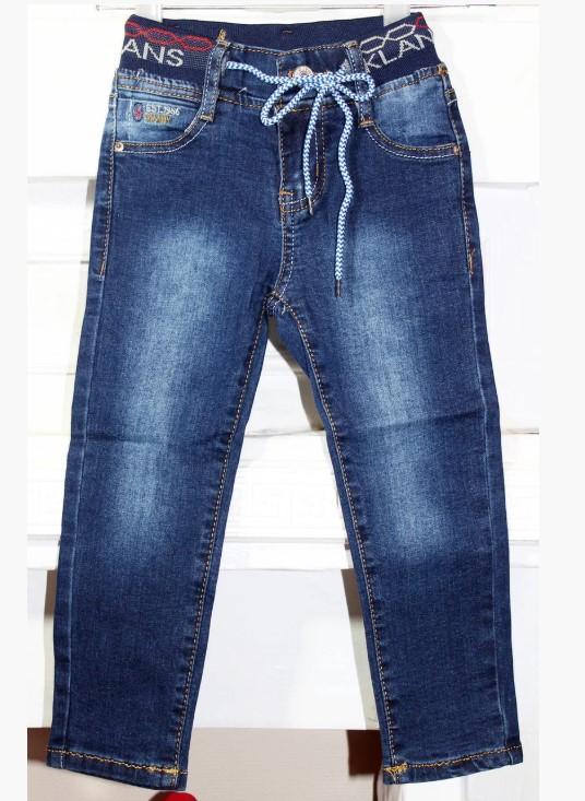 джинсы на мальчика пояс на резинке 120120 120120 фотография