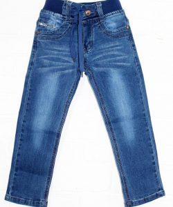 джинсы на мальчика весна синие 8666 фотография