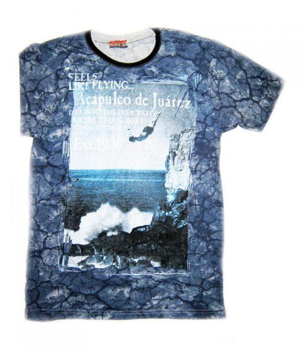 футболка для мальчика 32002 фотография