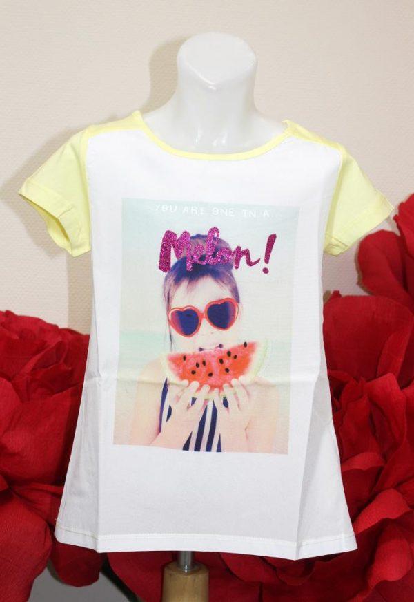 футболка на девочку melon 3938 3938 фотография