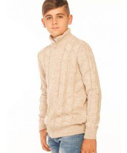 кофта для мальчика теплая на молнии 1535 фотография