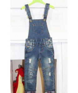 комбинезон на мальчика джинсовый бойфренд 5481 фотография