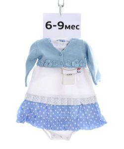 комплект детский, для новорожденной девочки, mayoral 160317 фотография