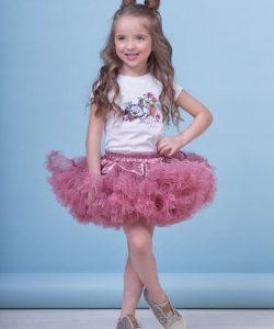 костюм для девочки, маленькие стиляги 80001 фотография