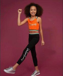 костюм на девочку спортивный летний star 1518 фотография