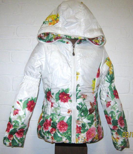 куртка для девочки 197 фотография