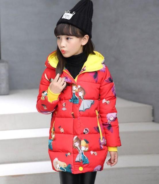 куртка на девочку, куколка красная 7101722 фотография