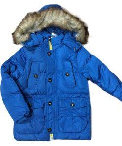 куртка на мальчика зимняя, бой 70987 фотография