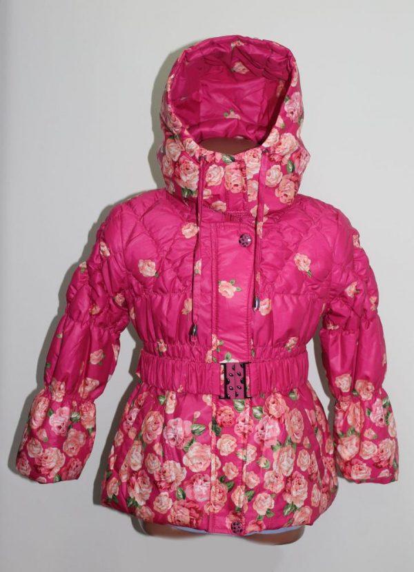 куртка весна осень для девочки 1908141 фотография