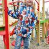 куртка ветровка на девочку весна осень пушистик, размеры 86-122 3103181 фотография №2