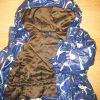 куртка ветровка на мальчика дино, размеры 86-122 310318 фотография №2