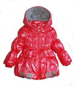 куртка зимняя на девочку 2811136 фотография