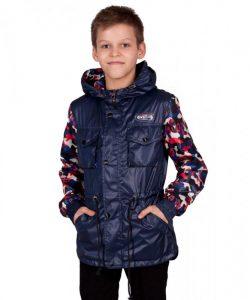 модная детская ветровка на мальчика 220314 фотография