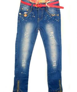 модные джинсы для девочек подростковые 260215 фотография