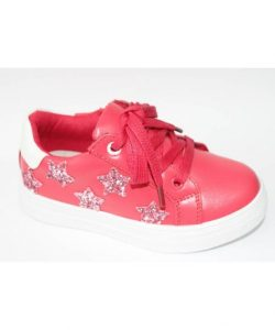 детские туфли для девочки, розовый 26063 фотография