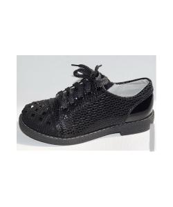 модные туфли для девочки весна осень 26-14 фотография