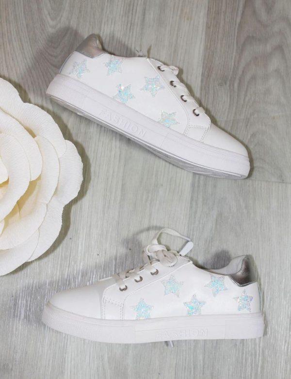 модные туфли для девочки в спортивном стиле 2307 фотография