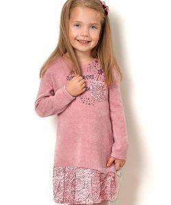 платье для девочки, блестящая пайеточка 2611 фотография