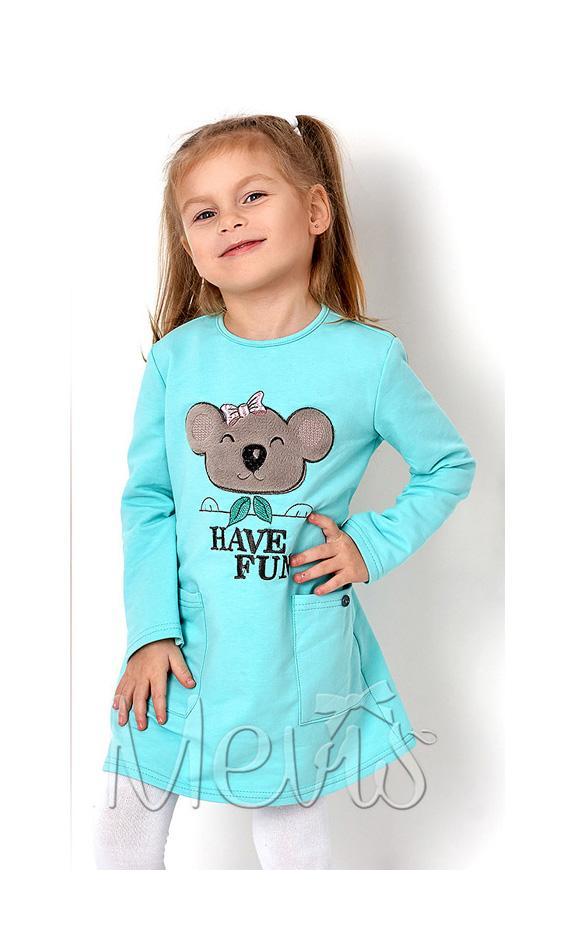 платье для девочки, мишутка 264402 фотография