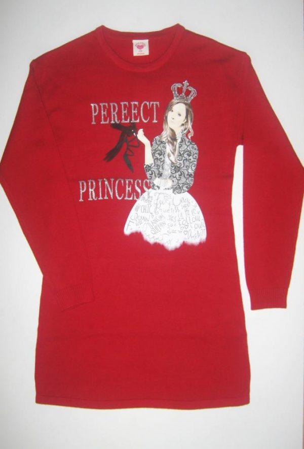 платье для девочки подростка, принцесса 4531 фотография