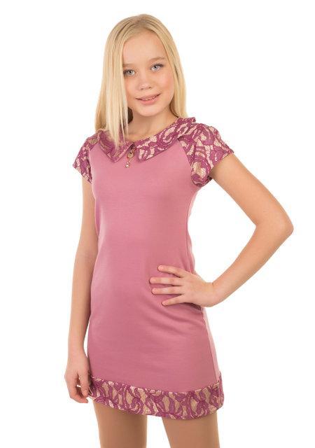 платье для девочки пудра 20316 фотография