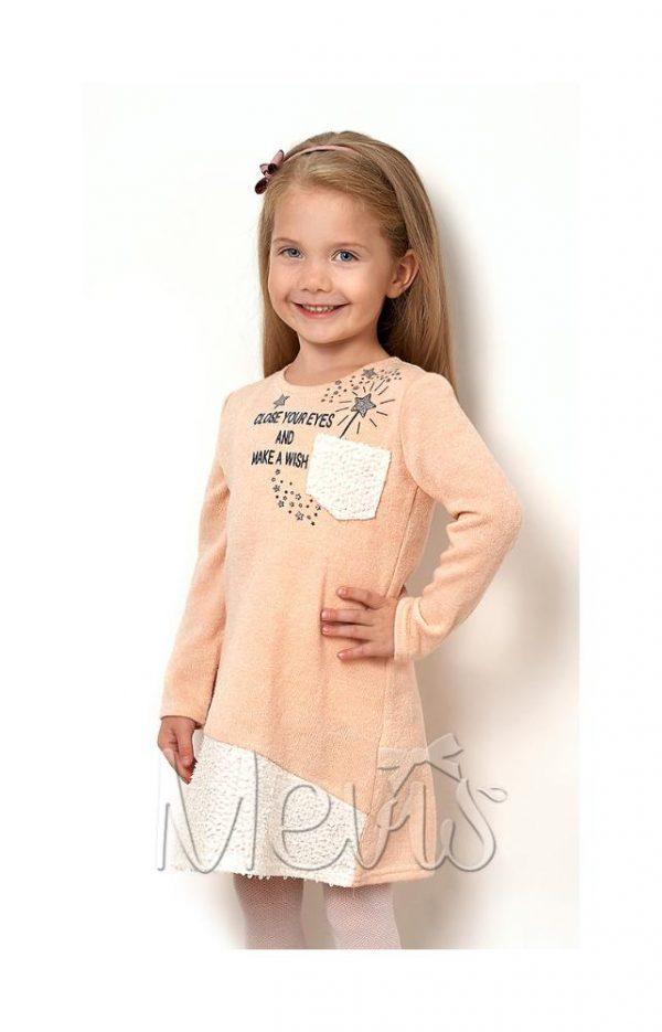 платье для девочки с длинным рукавом 26111 фотография