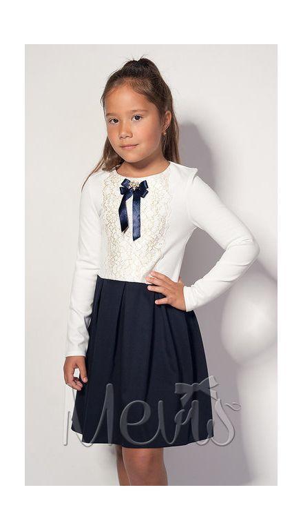 платье нарядное для девочки 21217 фотография