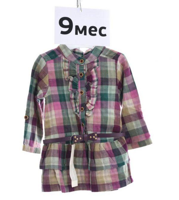платье туника для девочки 12031711 фотография