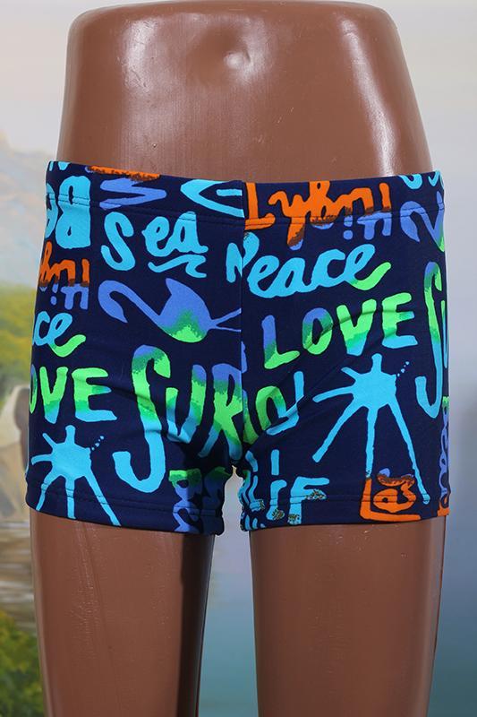 плавки для мальчика шортами, серфинг 32666 фотография