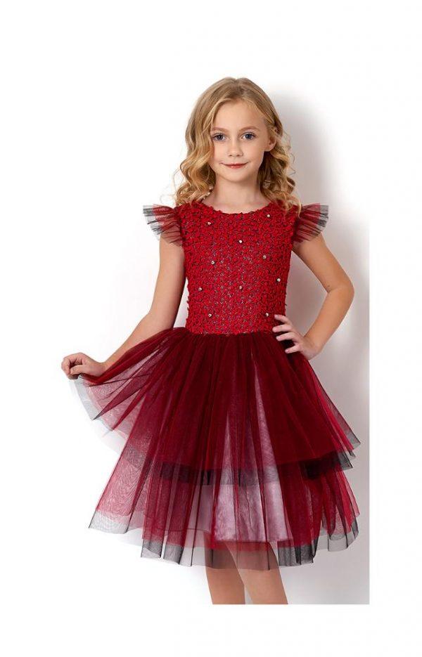 праздничное нарядное платье для девочки, восторг 2624 фотография