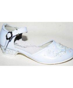 праздничные нарядные туфли для девочки 56-13 фотография