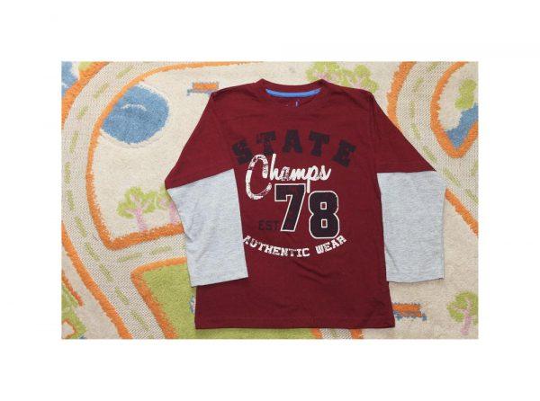 реглан для мальчика брендовый rebel 718191 фотография