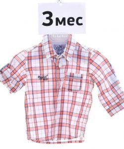 рубашка для новорожденного мальчика 1203178 фотография