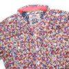 рубашка на лето для мальчика с коротким рукавом на 4-14 лет 2077 фотография №3