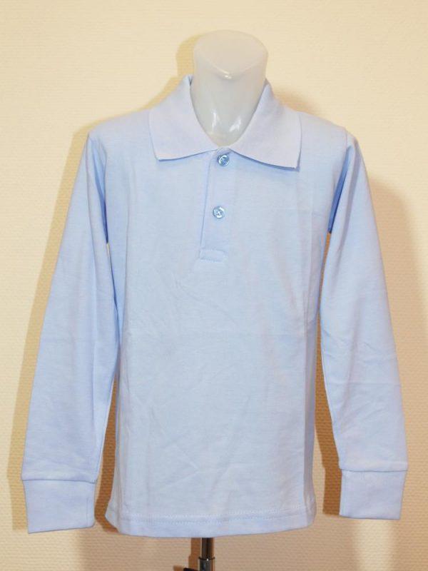 рубашка трикотажная для мальчика 83212 фотография