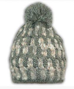 шапка теплая зимняя для девочки подростка 281116 фотография
