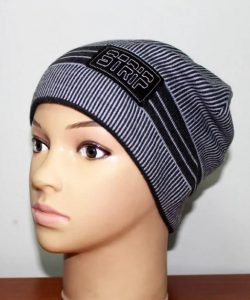 шапка утепленная для мальчика подростка 10220 фотография