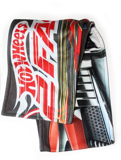 шарф детский флисовый hot wheels 71218 фотография