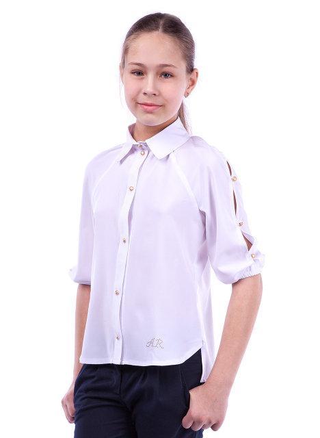 легкая блуза для девочки в школу 2906165 фотография