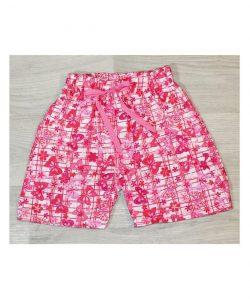 шорты на девочку из хлопка 220619 фотография