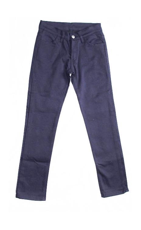 теплые брюки на флисе для девочки подростка 811163 фотография