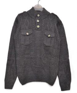 теплый свитер для мальчика подростка 2033 фотография