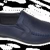 туфли детские для мальчика с перфорацией, школа 2828 фотография №1