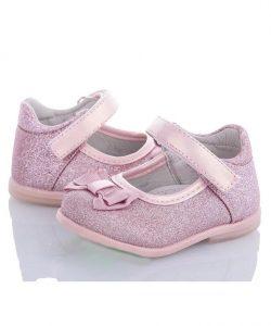 туфли для девочки розовые на праздник 302850 фотография