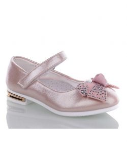 туфли для девочки розовые на праздник розовые 297525 фотография