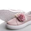 туфли кеды на девочку 5611 розовые размеры 32-37 5611 фотография №1