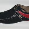 туфли для мальчика подростка на шнуровке 1062 фотография №1