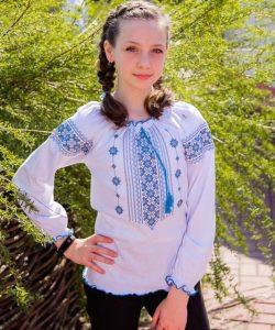вышиванка для девочки подростка 9718 фотография