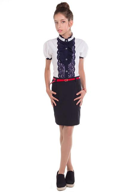 юбка школьная для девочки 260716 фотография